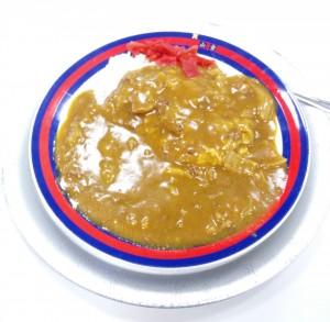 山食カレー